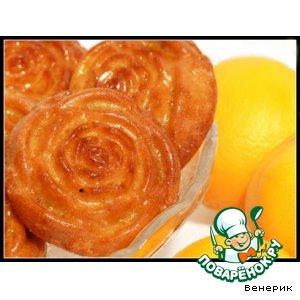 Апельсиновые кексы (Orange Kugelhopf Cakes)