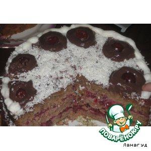 "Торт ""Schwarzwald от Ланагуд"""