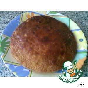 Цитрусовый кекс