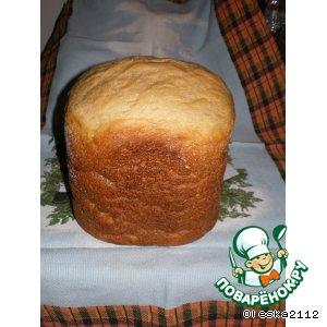 Гречневый хлеб на кефире