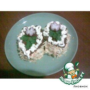 Куриные пирожные