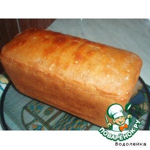 Хлеб на ананасовой закваске