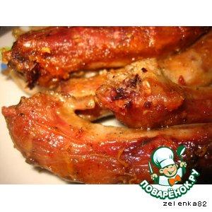 Куриные шейки