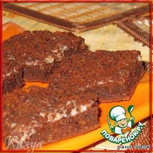 """Печенье орехово-шоколадное """"Черная метка"""""""