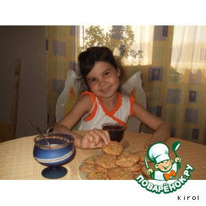 Печенье из кукурузных хлопьев ( для феечек школы ВИНКС)