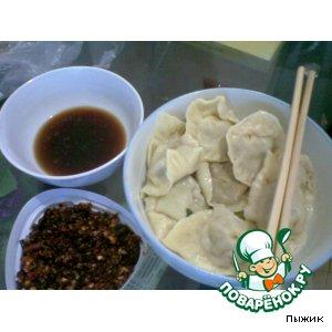 Jiaozi или пельмени по-китайски