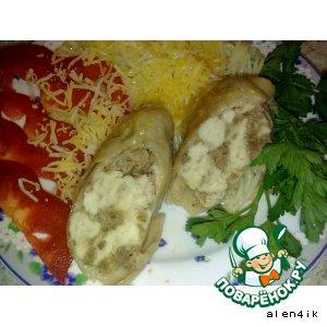 Домашние колбаски от Аленчика