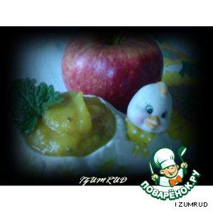Яблочный чатни (соус)