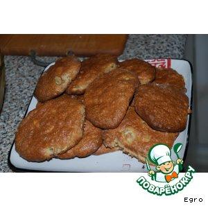 Ореховое печенье от Киры