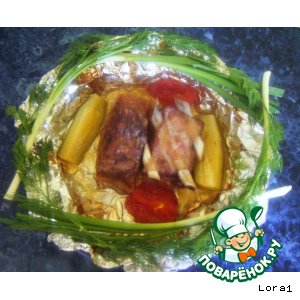 Почерeвка с овощами-2
