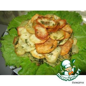 Картофельные чипсики