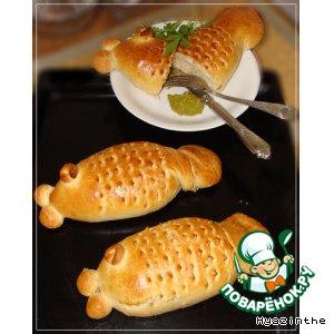 "Пироги  ""Удачная рыбалка"""