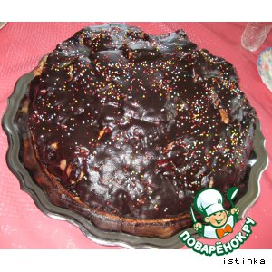 """И снова торт """"Панчо"""""""