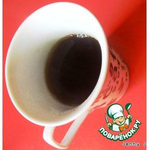 Кофе в турке с пряностями