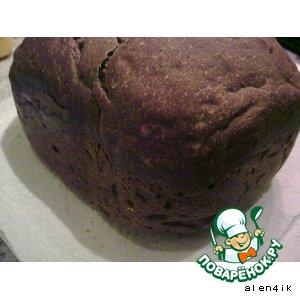 Русский черный хлеб