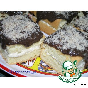 """Пирожное """"Hazelnut"""""""