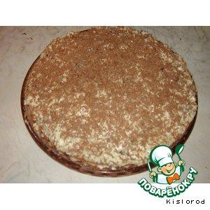 Нежный торт-суфле