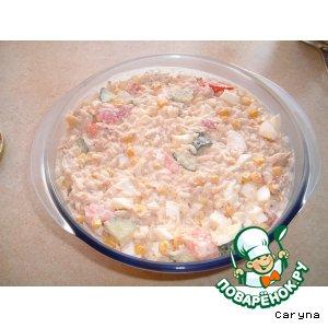 Тунцовый салат