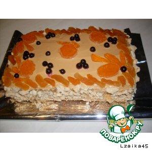 """Торт  """"Желание"""""""