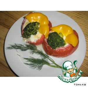 Просто помидорки