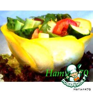 Охлажденная овощная закуска