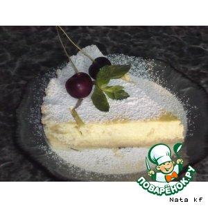 Пирог из лайма