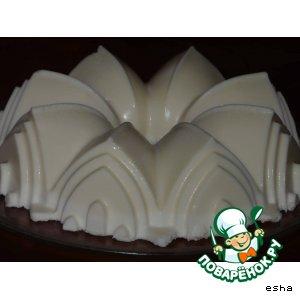 Миндальное бланманже (Blanc-mange aux Amandes)