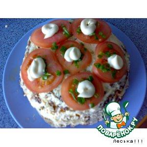 Закусочный тортик - 2