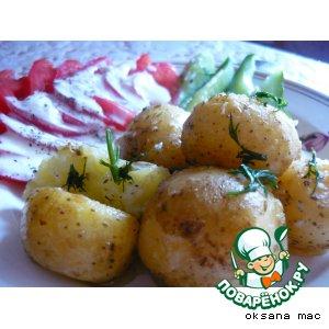 """Картошка """"Ленивая"""""""