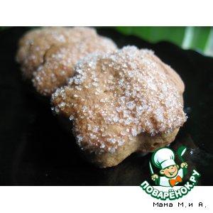 Печенье творожно-медовое