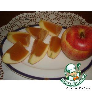 """Десерт """"Волшебные яблочки"""""""