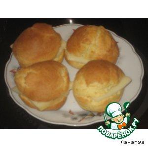 Творожные булочки для завтрака