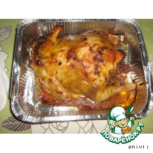 Курица-кукурица