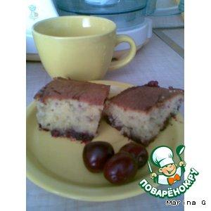 Пирог десертный