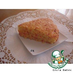 Соленый кекс