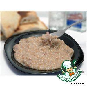 Ариса, или каша из дроблeнной пшеницы с мясом