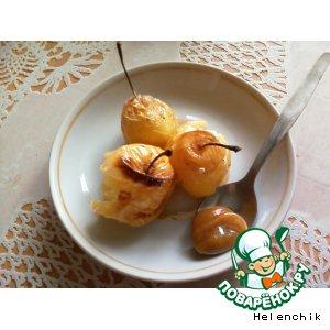 Печеные яблочки