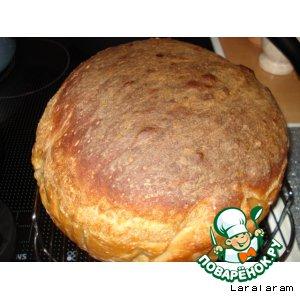 Хмельной хлеб - как я испортила хороший рецепт и получила отличный хлеб!