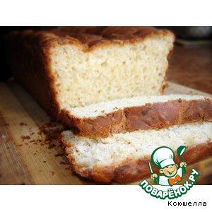 Перченый хлеб с сыром