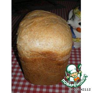 Хлеб на йогурте с отрубями