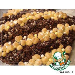 """Торт """"Шоколадный Ривель"""""""