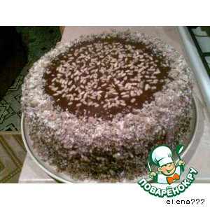 """Торт """"Тайны Вселенной"""""""