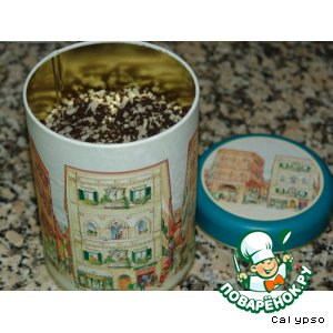 """Чай """"Кокосовый"""""""