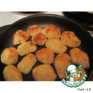 Картошка «Осенний листопад»