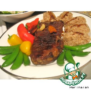 Стейк (steak)