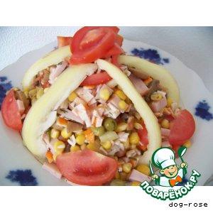 Салат «Жаннет»