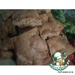 Пирог яблочный или овощной