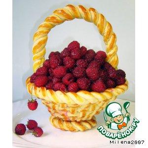 Десерт «Ягодное лето»
