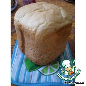 Итальянский хлеб с манной крупой