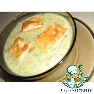 Чесночный суп